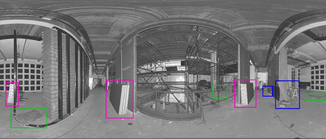 Baubegleitendes Monitoring mittels terrestrischem Laserscanning und Building Information Modeling (ProgressPatch)