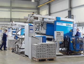 Optimiertes Druckgießen mittels neuartiger Werkzeugtechnik (DWT); Konstruktiv und thermisch optimierte Auslegung des neuartigen Werkzeugaufbaus für den Magnesiumdruckguss-Prozess