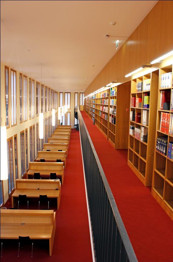 Anpassung und Erprobung einer Strategie für die bedarfsgerechte Steuerung des Raumluftzustandes in den Freihandbereichen der HTW – Bibliothek