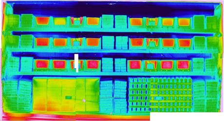 Erforschung und Weiterentwicklung der Luftschleiertechnik (unter Beachtung energetischer, hygienischer und verkaufspsychologischer Kriterien) zur Entwicklung von Erzeugnissen der gewerblichen Kühltechnik mit neuartiger Funktionalität